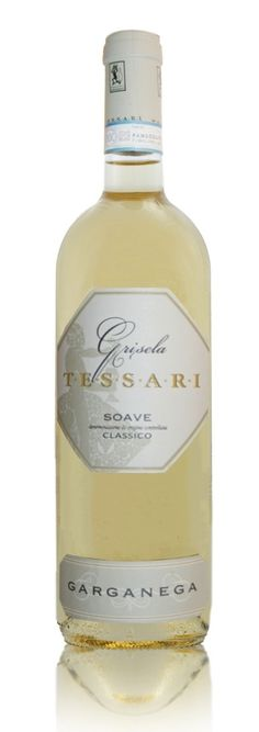 Tessari's golden straw colored Grisela is the backbone of the vineyard; a delicious entry level wine that is meant to be enjoyed between friends. Firm, slight Melba toast, elderflower and chamomile aromatics with notable minerals. The taste of crushed seashells dance on your tongue with a fun duo of stone fruit and citrus.  The finish is refreshing with balanced acidity