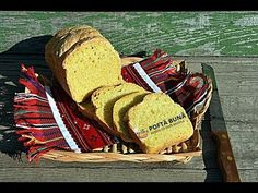 Paine pufoasa cu malai, reteta moldoveneasca traditionala - YouTube Bread Recipes, Graham, The Creator, Good Food, Gluten, Vegan, Ethnic Recipes, Mai, Youtube