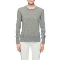 Sies Marjan Women's Stockinette-Stitched Wool-Cashmere Crop ...