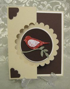 My mother found this great card on Splitcoast so I emailed Debbie, the woman who came up with this technique, and asked how she made it. ...