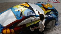 Audi TT launch South African Artists, Audi Tt, Paintings, Abstract, Canvas, Abstract Pictures, Summary, Tela, Paint