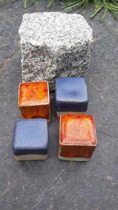Pflasterstein *Würfel* aus *Keramik* winterfest für Wege und Einfahrten. Die Keramik ist bei 1230 Grad gebrannt und somit frostfest und belastbar. Die Steine können in bestehendes Pflaster oder...