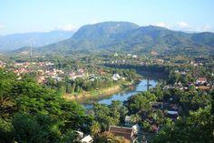 Laos Rundreisen - Jetzt Urlaub buchen! |Tai Pan Luang Prabang, Laos, Vietnam, Life Tattoos, Wanderlust, River, Outdoor, Vacation Package Deals, Tourism