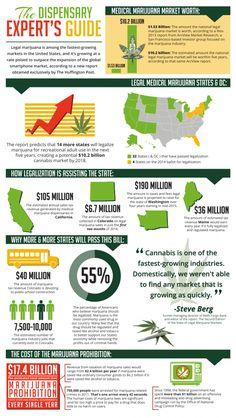 How Lucrative Are Medical Marijuana Dispensaries? | The Dispensary Experts: How to Open a Dispensary
