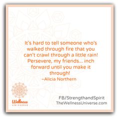Alicia Northern #quote 178 #WUVIP #strength