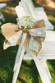 30 Rustic Backyard Outdoor/Garden Wedding Ideas | http://www.deerpearlflowers.com/30-rustic-backyard-outdoorgarden-wedding-ideas/