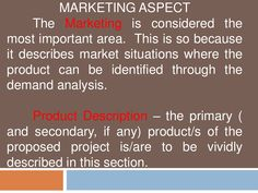 feasibility study management aspect sample
