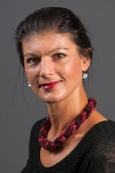 Sahra Wagenknecht Fake005 by pabohh on DeviantArt in 2019