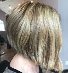 Steeply Angled Point Cut Bob
