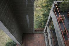 Casa Bianchi. 1971-3. Riva San Vitale, Ticino, Switzerland. Mario Botta
