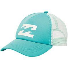 Billabong Junior's Trucker Hat, Honey Do, One Size