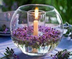 Flower arrangement, Flower bouquet, Candles decor, wedding candle centerpiece, Table settings