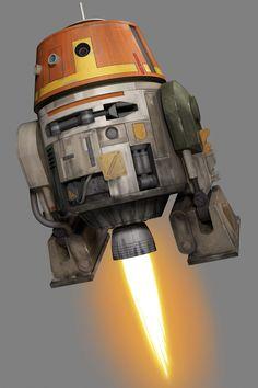 Star Wars Rebels character reveal Comp - P 2014