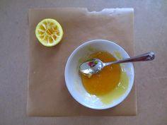 THE BARE NECESSITIES - Oriental Wax - Sugar, water, salt, lemon juice.