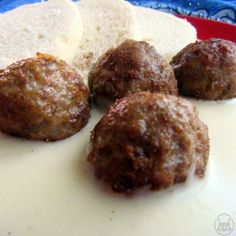 Czech Recipes, Ethnic Recipes, Real Food Recipes, Beef, Cooking, Meat, Kitchen, Ox, Ground Beef