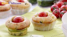 Muffin salati con ricotta e zucchine: provati qualche giorno fa...ottimi!