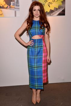 Nicola Roberts in House of Holland - Best Dressed Celebrities This Week: 15 June   Harper's Bazaar