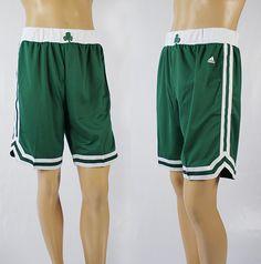 Adidas NBA Boston Celtics New Revolution 30 Green Short Pant  22.99 03b92bb0625f
