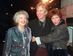 AR with Emma Thompson and het mom