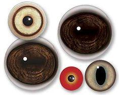 Glass Eyes, Acrylic, Flex