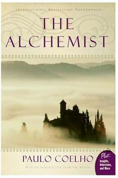 The Alchemist - a novel by Paulo Coelho #books --LOVING this book and need to read more of his work