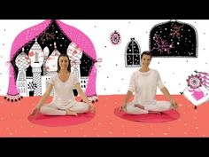 YOGIC TRAILER / Yoga para niños - Juegos y canciones infantiles - YouTube Chico Yoga, Mindfulness For Kids, Brain Breaks, Yoga For Kids, Montessori, Pilates, Relax, Learning, Inspiration