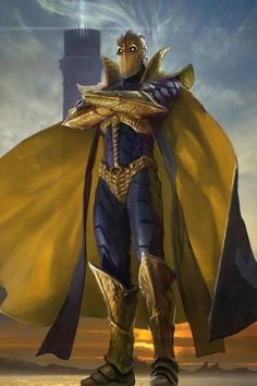 Doctor Fate by Max Poole #TowerofFate #KentNelson #AllStarSquadron #JusticeSocietyofAmerica #LordsofOrder #JusticeSociety #JusticeLeague #SentinelsofMagic #Nabu