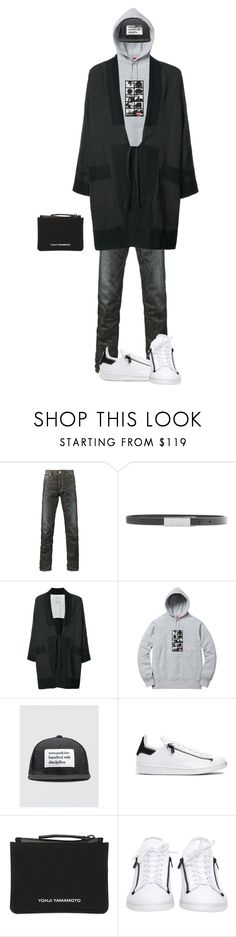 """A Week In Tokyo"" by kevin-whitcanack on Polyvore featuring Visvim, Y-3, men's fashion and menswear"