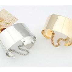 Cleopatra Gold Cuff Bangles