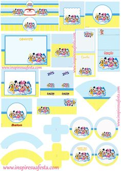 Kit-digital  http://inspiresuafesta.com/disney-baby-meninos-kit-digital-gratuito/