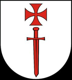 Emblem of the Livonian Brothers of the Sword