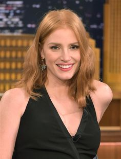 Is this most versatile haircut? How to try Jessica Chastain's new 'do Is this most versatile haircut? How to try Jessica Chastain's new 'do Blond Ombre, Ombre Hair Color, New Hair Colors, Try On Hairstyles, Box Braids Hairstyles, Trending Hairstyles, Jessica Chastain, Beautiful Red Hair, Beautiful Women