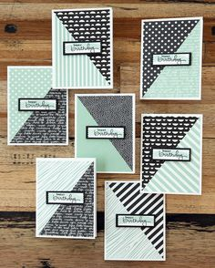 Want to join the #imbringingbirthdaysback movement? Shelli's got some super simple birthday card ideas to get you started. Read more at soshelli.com.
