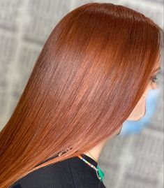 Red hair color Copper Hair, Red Hair Color, Hair Styles, Beauty, Hair Plait Styles, Hair Looks, Haircut Styles, Hairdos, Hairstyles