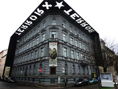 House Of Terror In Budapest