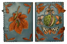 NEW LEATHER JOURNALS on Behance