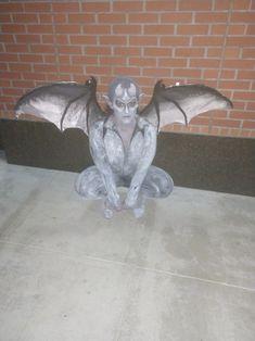 73c3f1787 37 Best Gargoyle Costume images in 2013 | Gargoyle costume, Costumes ...