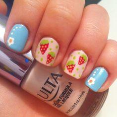 Spring nails  @primadonnadiamond
