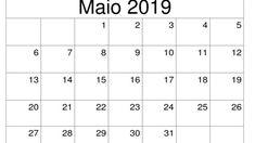 Calendário Maio 2019 Para Imprimir Editavel Buyers Guide, Print Calendar