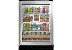 Beverage fridge