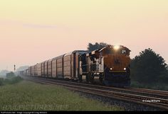RailPictures.Net Photo: NS 1071 Norfolk Southern EMD SD70ACe at Leipsic, Ohio by Craig Williams