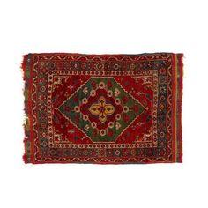 Antique Turkish Rug - 4′4″ × 6′1″