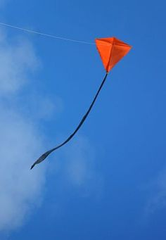 How To Make A Sled Kite 1 Skewer Series Quite Small For
