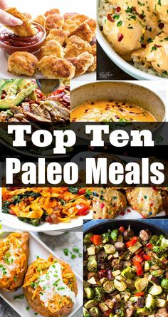 Lifestyle blogger Jessica from Happily Hughes shares her top 10 paleo meals, as part of her paleo diet challenge. Are you up for the challenge? Read more!