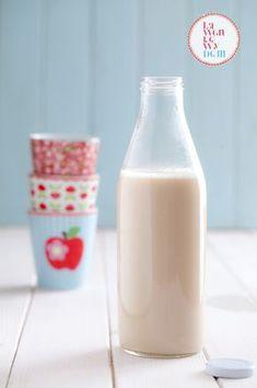 mleko owsiane z ziaren owsa