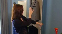 Check out how mirrors can change the feel of a room. Mirrors, Phones, Magic, Change, Check, Room, Bedroom, Telephone, Rooms