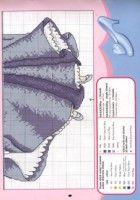 """Gallery.ru / WhiteAngel - Альбом """"The world of cross stitching 077 ноябрь 2003 + календарь"""""""