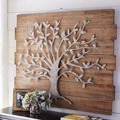 Timeless Tree Wall Decor | Pier 1 Imports
