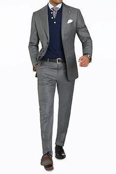 Lecce - Grey Suit