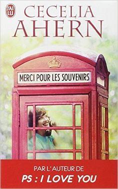 Amazon.fr - Merci pour les souvenirs - Cecilia Ahern - Livres